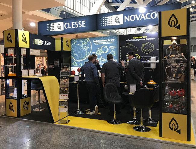 Clesse Industries Exhibition